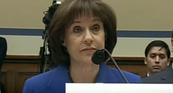 House Republicans to Charge Lois Lerner for IRS Targetting Scheme