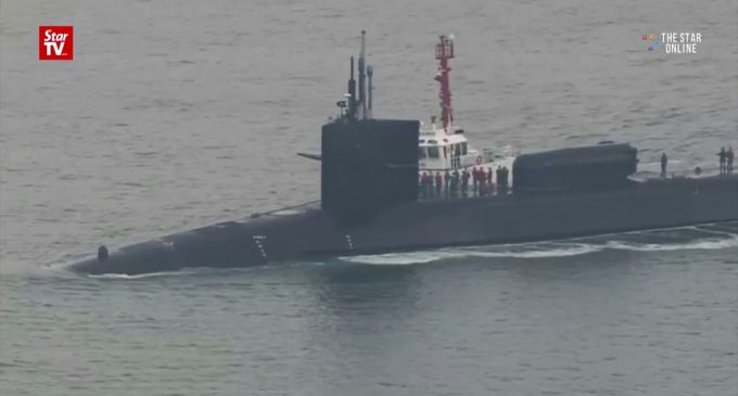 Unusual North Korean Submarine Activity Raises Concerns About Missile Capability