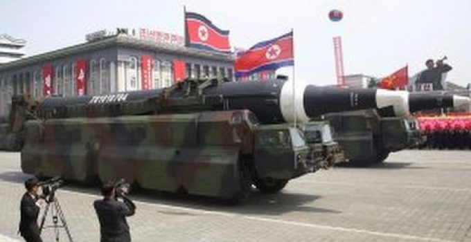North Korea is Preparing for Nuclear War, Will Conduct Weekly Missile Launches