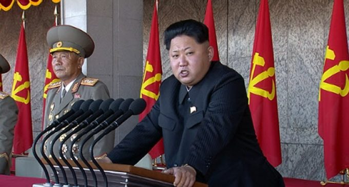 "North Korea Threatens U.S. with a ""Super-mighty Preemptive Strike"""