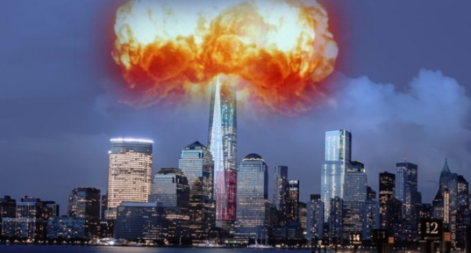 """Federal Government """"Stimulating"""" Nuclear Detention Sessions Over New York City"""