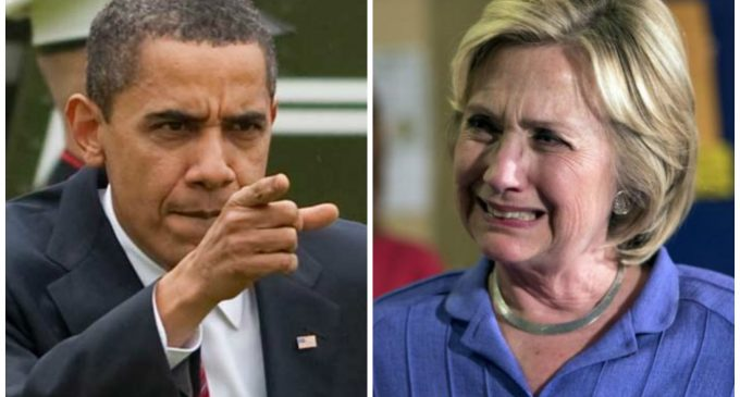 New Book: Hillary Clinton Forced to Apologize to Obama After Losing Election