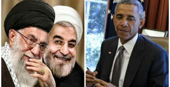 obama iran hostages