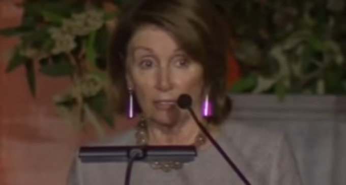 Pelosi is Once Again Incoherent at Speaking Engagement, Can't Pronounce Several Countries