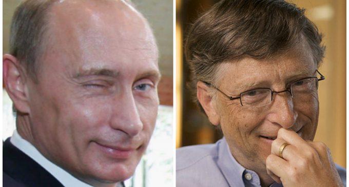 Is Putin Richer than Bill Gates?