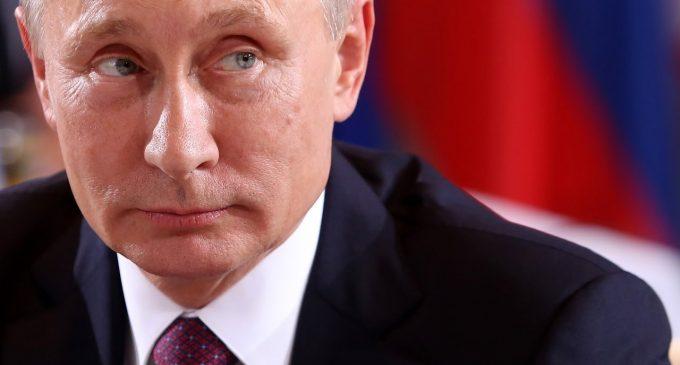 Putin Demands An Investigation of Syrian Gas Attack