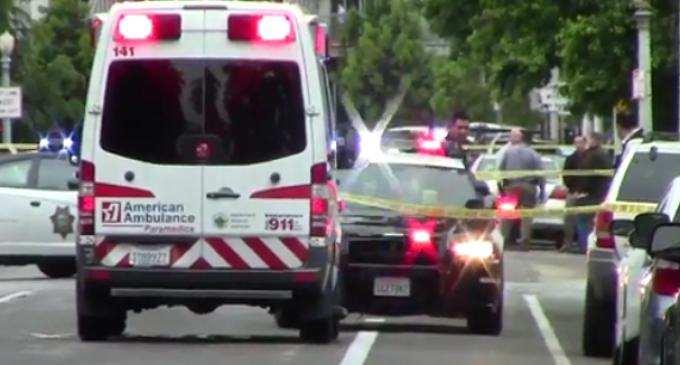 Muslim Man Guns Down Three Whites in Fresno