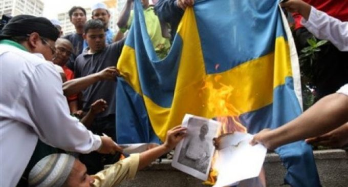 No-Go Zones for Police Spread Across Sweden as Country Descends Into Uncontrolled Violence