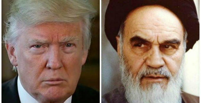 trump iran ayatollah
