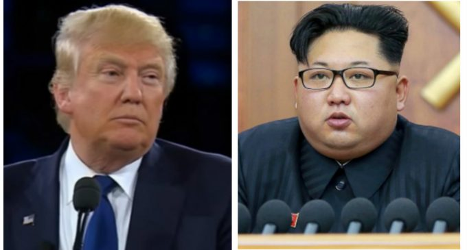 """Trump Weighs Options on North Korea, Including """"Sudden Strike,"""" to Counteract Provocative Actions"""