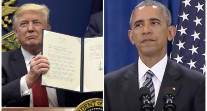 Trump to Deport Illegal Immigrants Given Reprieves by Obama