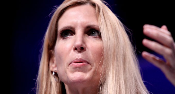 Coulter Warns: Trump Will Be Impeached after GOP loses House if Promises Not Kept