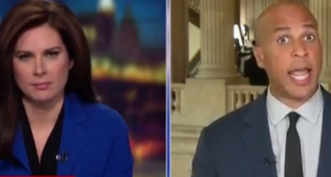 Senator Booker : 'A Paul Revere Moment' is Underway — 'The Russians are Coming'