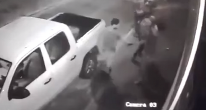 Instructional Video: Distancing and Counter-Ambush During Carjacking