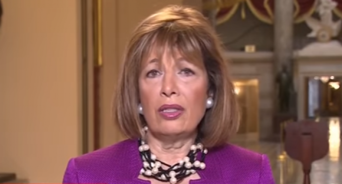 """Speier: """"Muslims Commit Murder Because They Have No Other Outlet"""""""