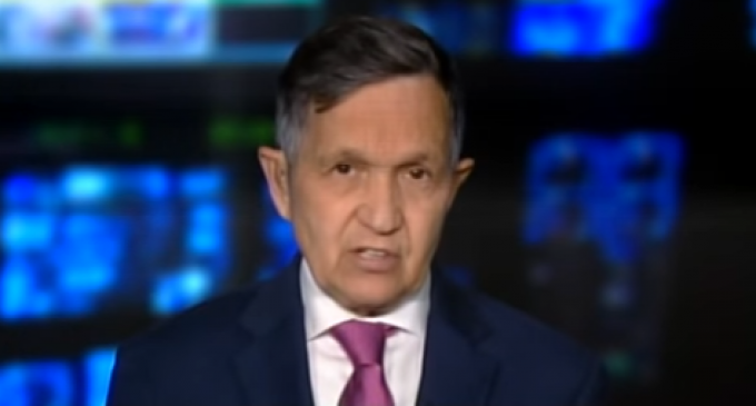 "Kucinich: ""Our Country Itself is Under Attack From Within"""