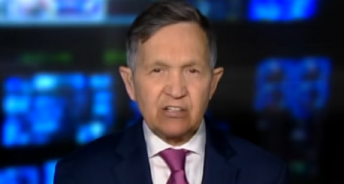 Kucinich: a 'Deep State' is Trying to 'Take Down a President'