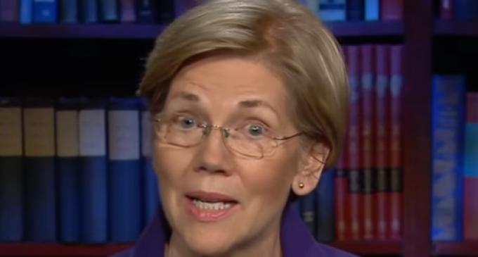 Elizabeth Warren: Russian Investigation Prompted Comey's Firing