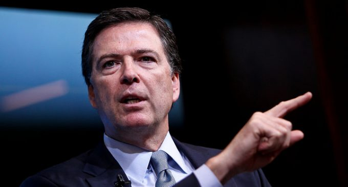 Newly Declassified Docs Reveal Comey's FBI Illegally Shared Spy Data on American Citizens