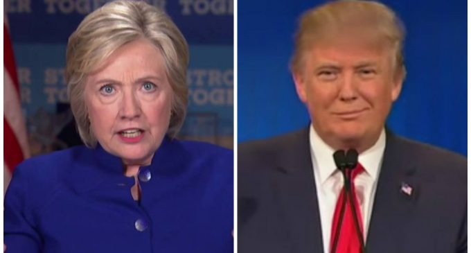 Hillary Returns to Form 'Resistance Group' to Attack Trump