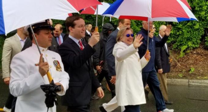 Renewed Speculation Hillary Clinton Has Photosensitive Epilepsy
