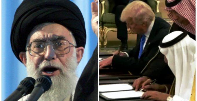 iran saudi arabia trump war
