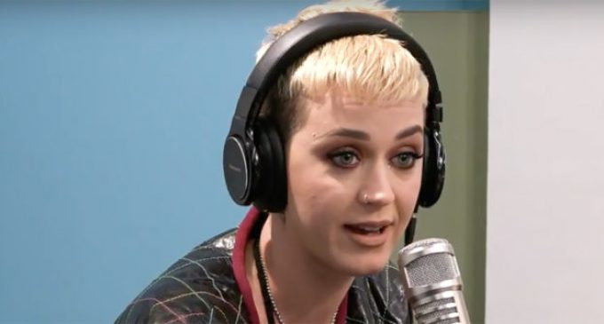 Katy Perry Calls for 'No Borders' in Response to Manchester Attack