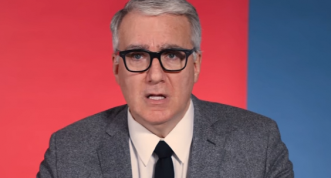 Keith Olbermann Calls on Foreign Governments to Topple Trump Administration
