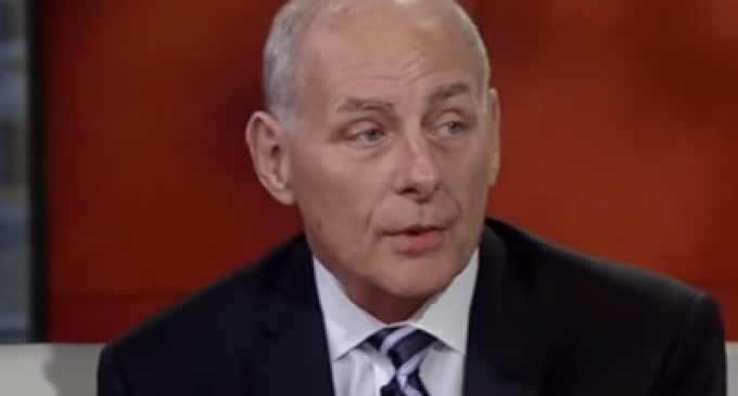 """DHS Secretary:  """"If You Knew What I Know, You Wouldn't Leave The House"""""""
