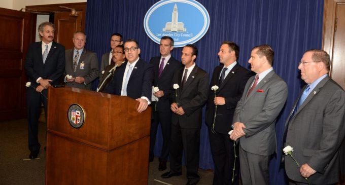 L.A. City Council Passes Resolution Calling for Trump Impeachment
