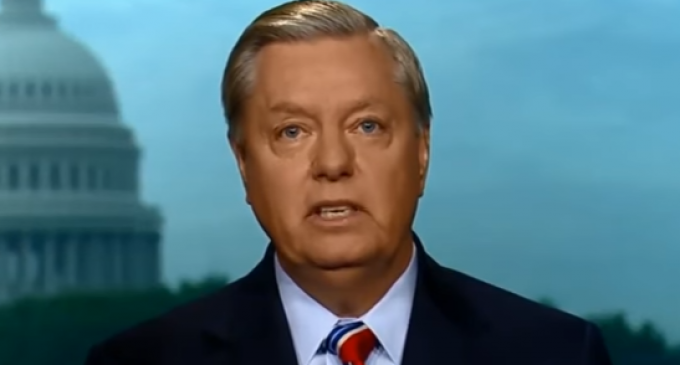 Lindsey Graham Announces Criminal Investigation into Trump Campaign's Alleged Ties to Russia