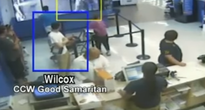 Instructional Video: Fatal Mistake at a Mass Shooting