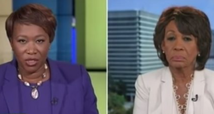 Waters: Public is Getting Weary That Trump Hasn't Been Impeached Yet