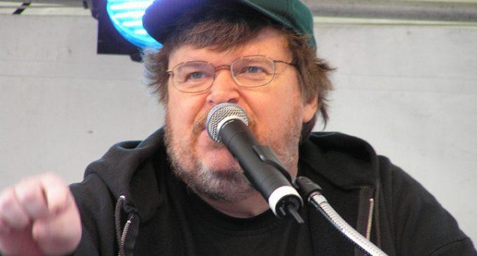 Michael Moore: My Next Film Will End Trump's Presidency