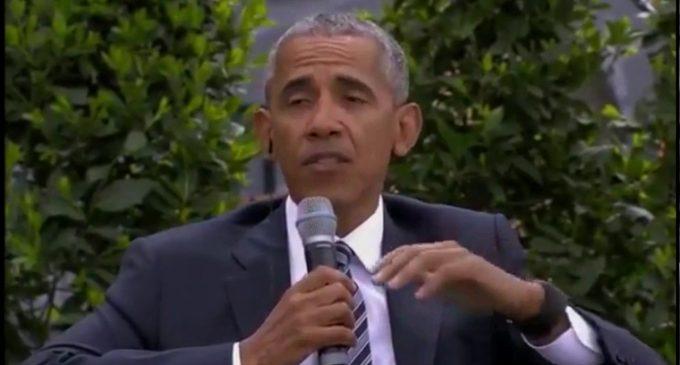 Obama: I Want to Create One Million Young Barack Obamas