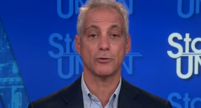 Chicago Mayor Emanuel: Dreamers are 'Part of the Chicago Family', Illegal Immigrants are 'Welcome Here'