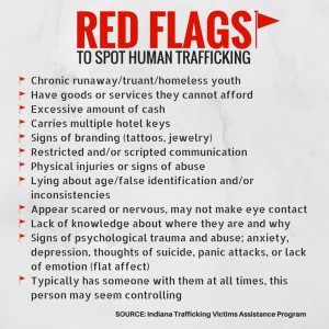 red-flags sex trafficking