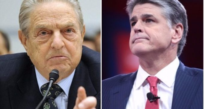 Soros-Backed Group Pressures Sponsors to Pull Advertising From Hannity