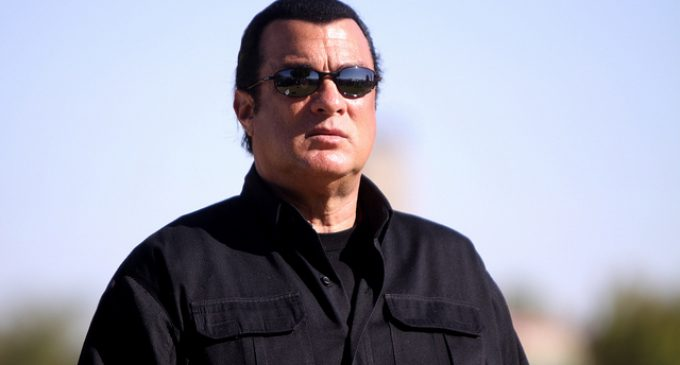 Ukrainian Government Bans Steven Seagal as Threat to ...