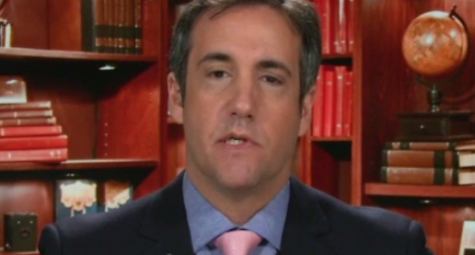 President Trump's Personal Attorney Asked to Provide Testimony to Congress Concerning Alleged Russian Ties