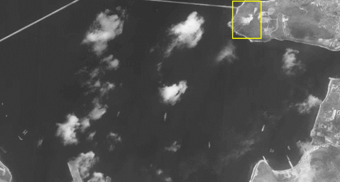 Satellite Imaging Confirms New Missile Base Construction in South China Sea