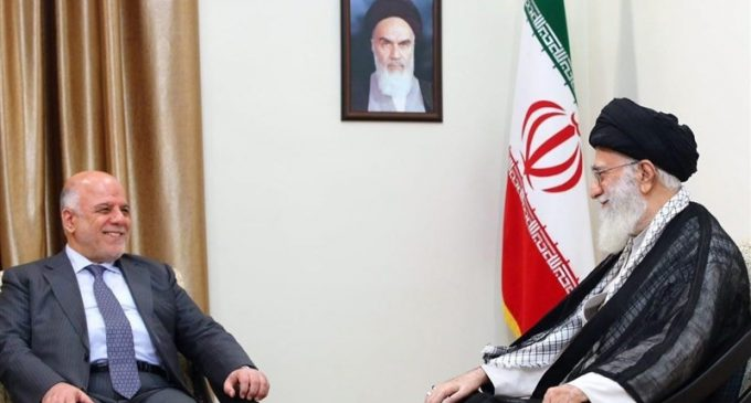 """Trump's Election Forces Tehran to Seek Friendship With Iraq and """"Play Nice"""""""
