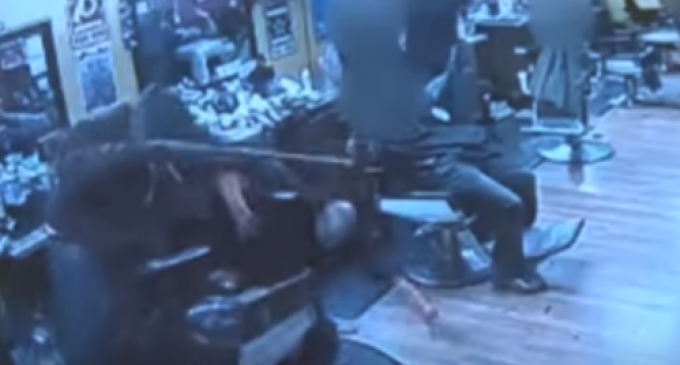 Concealed Carrier Turns Tables on Armed Robbers in Barber Shop