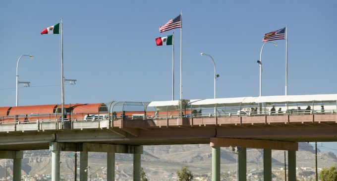 Mexico Sues So Its Citizens Can Flee to Texas
