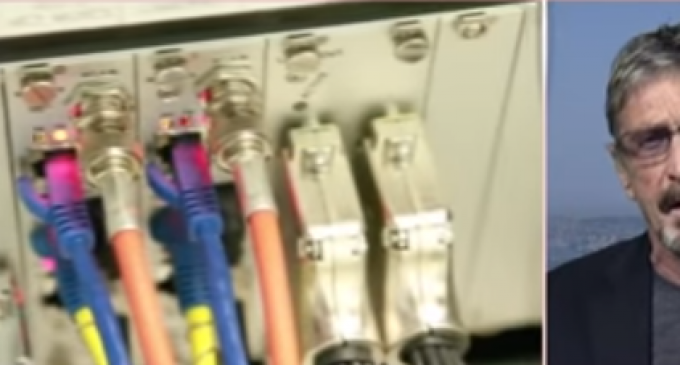Cyber-Security Expert: 'Every Router in America Has Been Compromised'