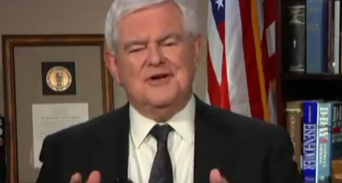 Gingrich: Congress Must Make Obama Testify on Russian Interference