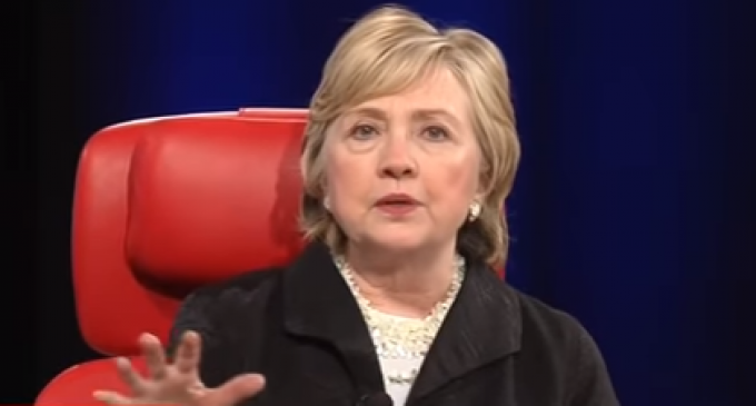 Clinton: I Didn't Lose the Election Because of My Own Decisions