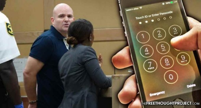 Florida Man Jailed for Refusing to Turn Over Cell Phone Passcode