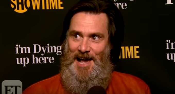 Jim Carrey Agrees With Kathy Griffin: Trump Needs to be Murdered