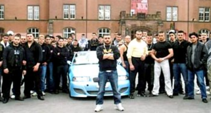 Middle East Gangs Have Taken Over the Cities of Germany